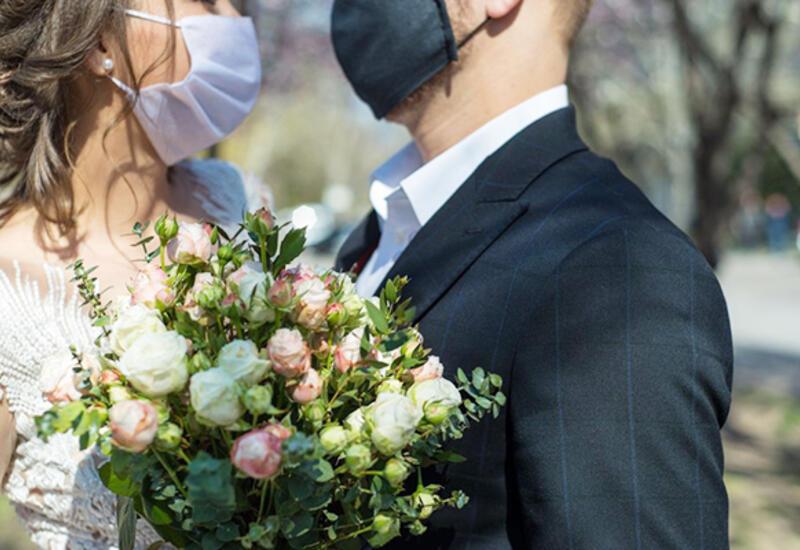 За нарушение карантинных правил на свадьбах были арестованы 2 человека