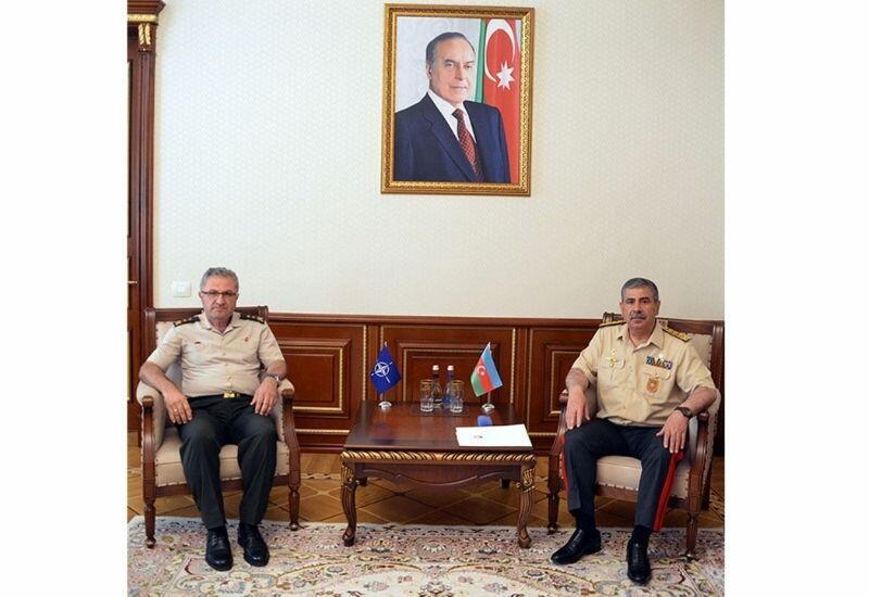 НАТО считает Азербайджан своим надежным партнером
