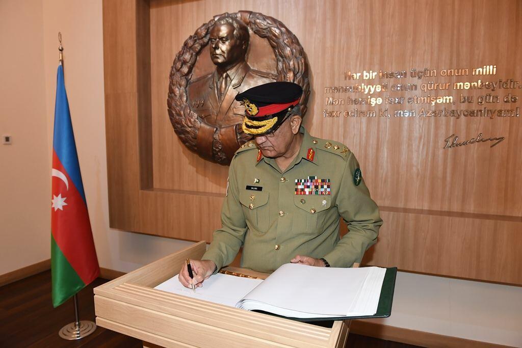 Баку и Исламабад обсудили сотрудничество в сфере пограничной безопасности