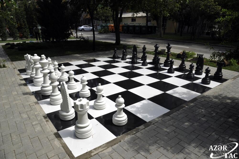 В Баку благоустроен и передан в пользование жителей очередной двор