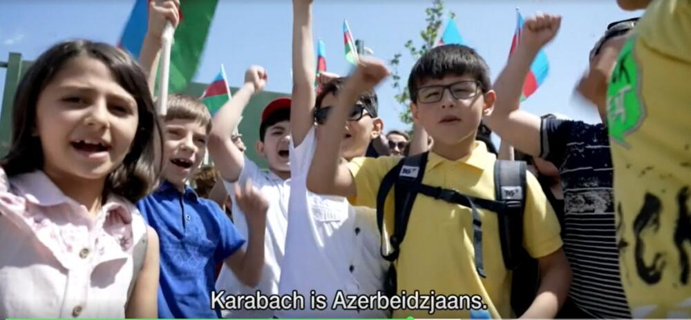 "Belçikanın ""VRT"" telekanalının saytında işğaldan azad olunmuş Ağdam haqqında reportaj yayımlanıb"
