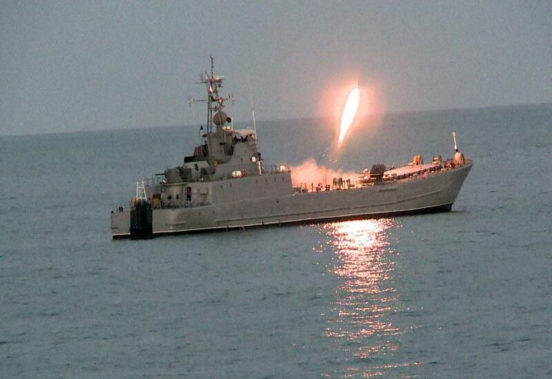 Завершились тактические учения ВМС Азербайджана