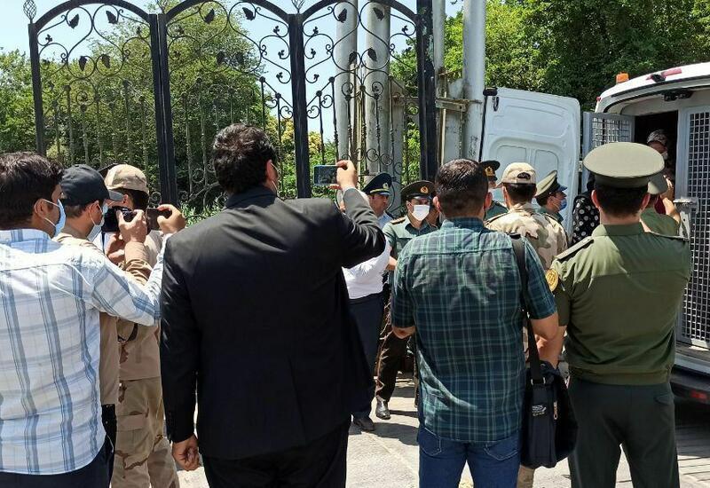Из Азербайджана в Иран экстрадированы 20 осужденных