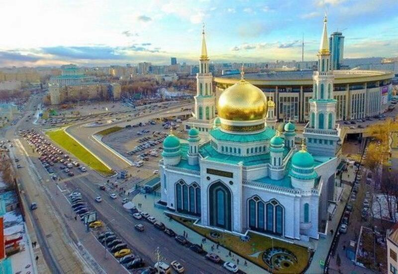 Гурбан байрам в московских мечетях пройдет в режиме онлайн