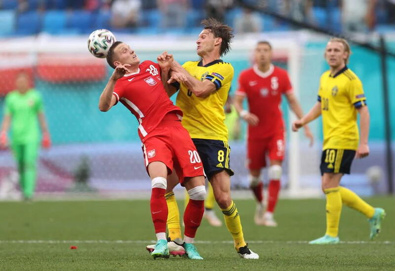 ЕВРО-2020: Сборная Швеции обыграла Польшу и вышла в плей-офф с первого места