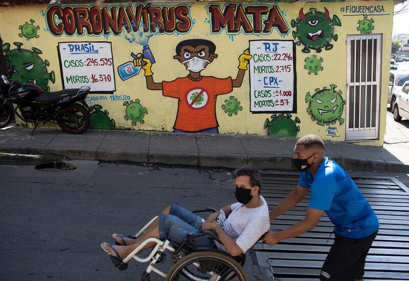 Число случаев коронавируса в мире превысило 179 млн
