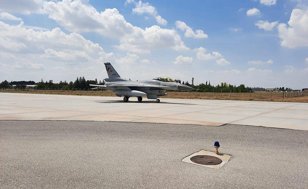 Продолжаются международные летно-тактические учения «Анатолийский орел – 2021»