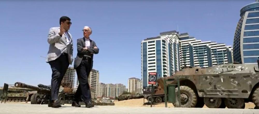 Возвращение азербайджанцев на родные земли в Агдаме