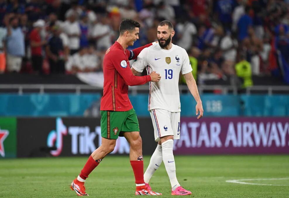ЕВРО-2020: Португалия сыграла вничью с Францией и вышла в плей-офф