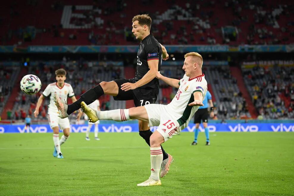 ЕВРО-2020: Германия вырвала ничью с Венгрией