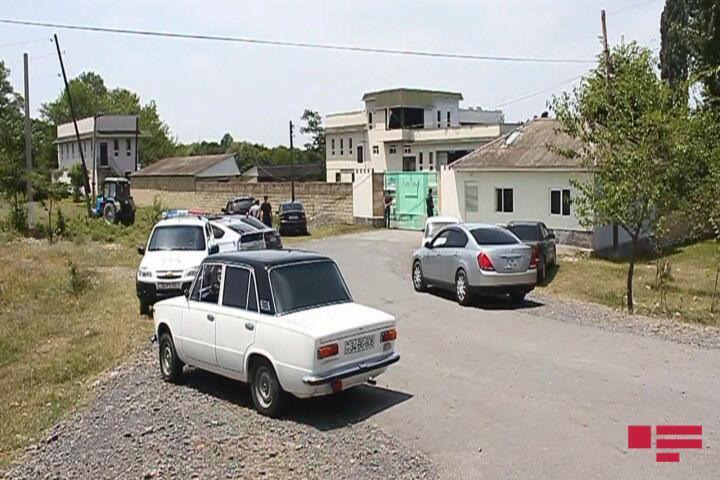 Сильный взрыв в Гахе, есть погибший