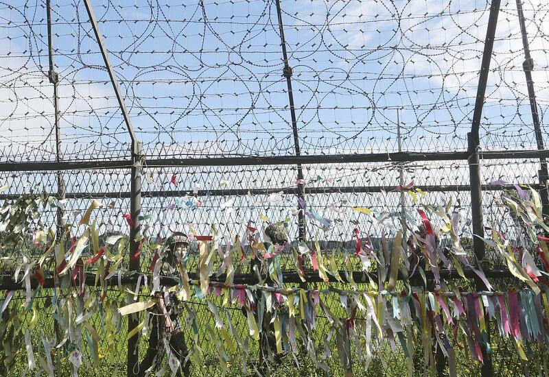 """В КНДР ужесточили карантин при том, что в стране """"нет коронавируса"""""""