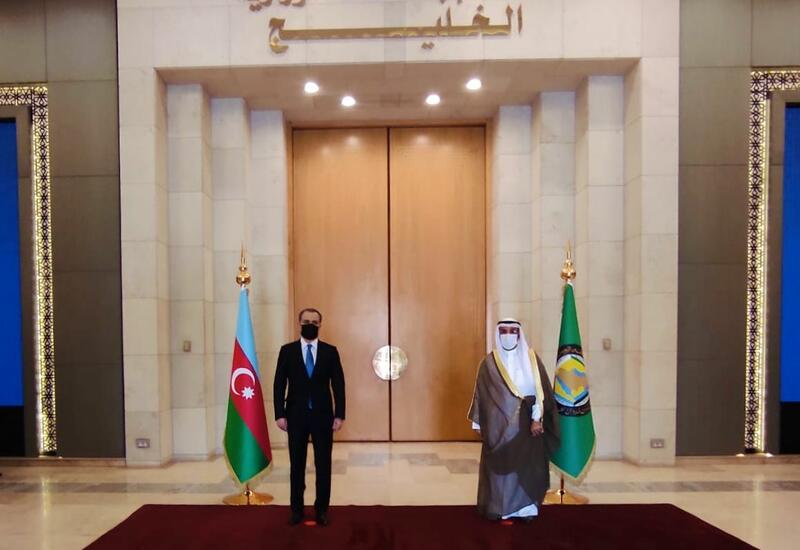 Совет сотрудничества арабских государств Персидского залива поддерживает справедливую позицию Азербайджана