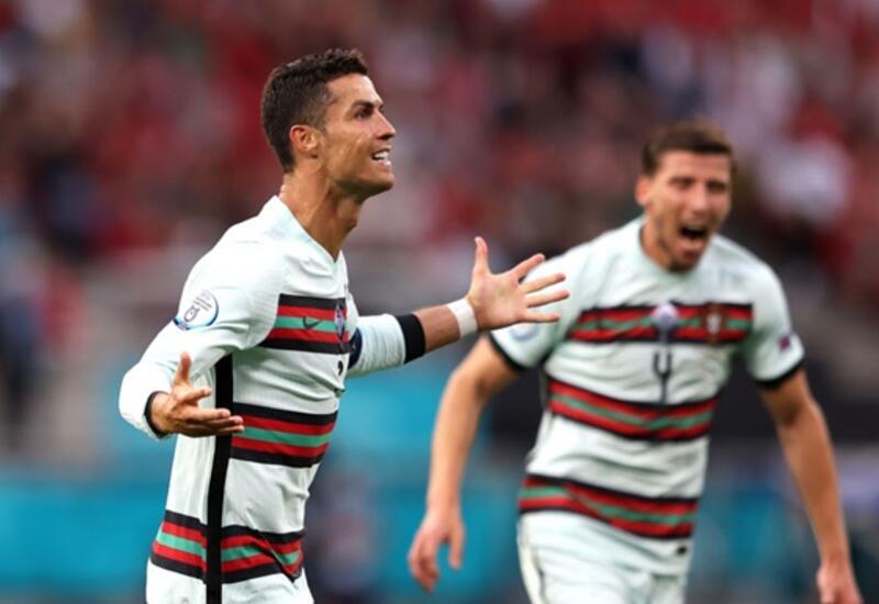 Роналду повторил мировой рекорд по голам за сборную