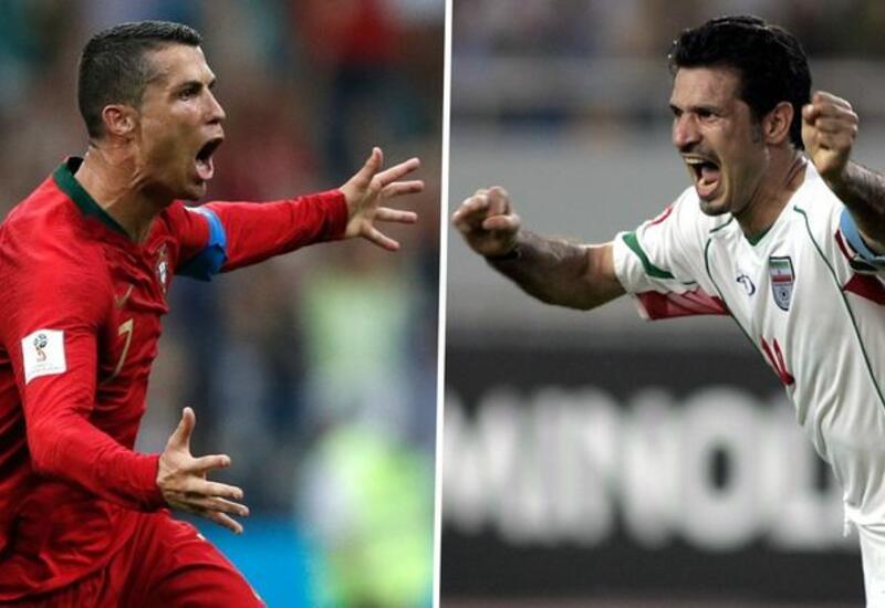 Криштиану Роналду назвал кумиром азербайджанского футболиста