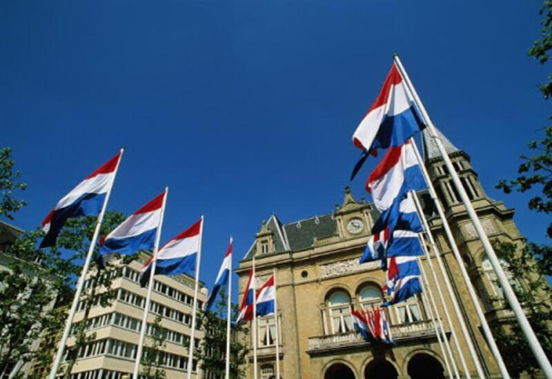 Армянская футБОЛЬ голландских парламентариев