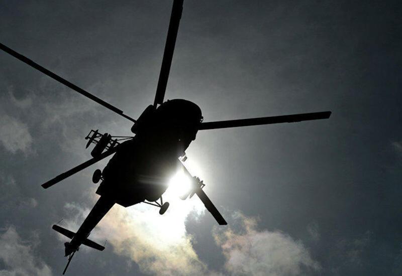 На Филиппинах разбился вертолет ВВС