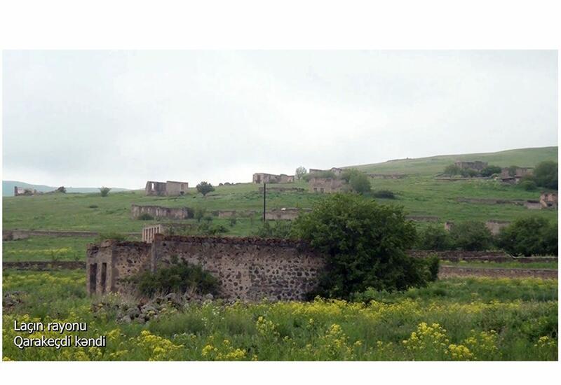 Село Гаракечди Лачинского района