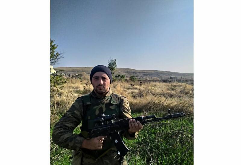 Участник Отечественной войны Азербайджана назначен старшим специалистом в Центр DOST