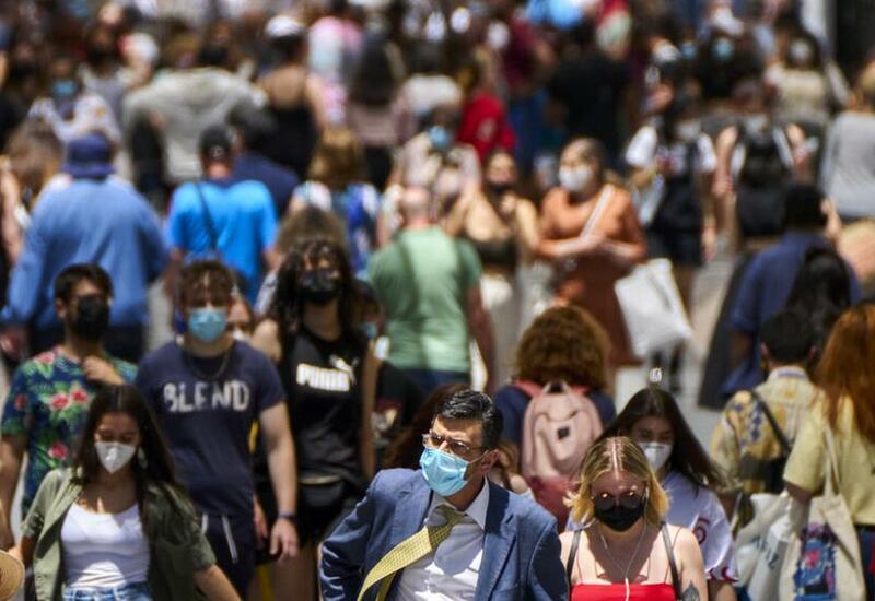 Испания отменяет масочный режим