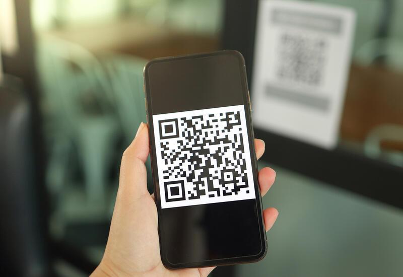В Москве начали выдавать QR-коды для посещения ресторанов