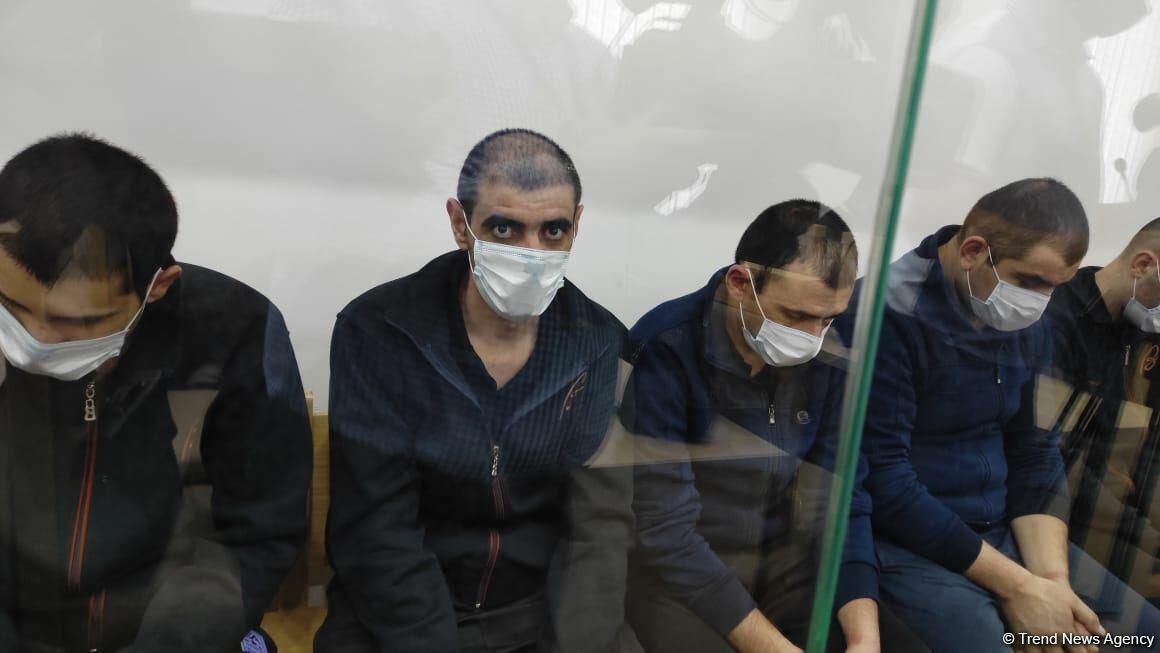 Судебный процесс над 14 армянскими террористами в Баку будет продолжен 29 июня
