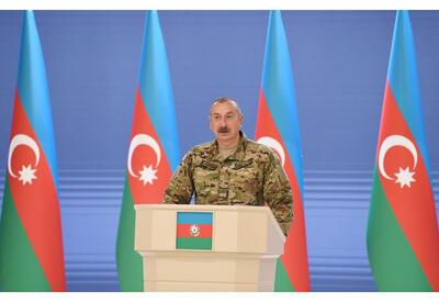 Президент Ильхам Алиев: Наши валютные резервы в 6 раз превышают внешний долг