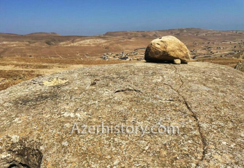 О стоянке древнего человека в поселке Гобу на Абшероне