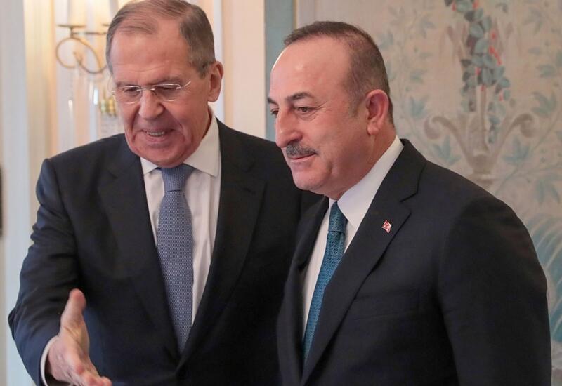 Главы МИД России и Турции встретятся в Анталье