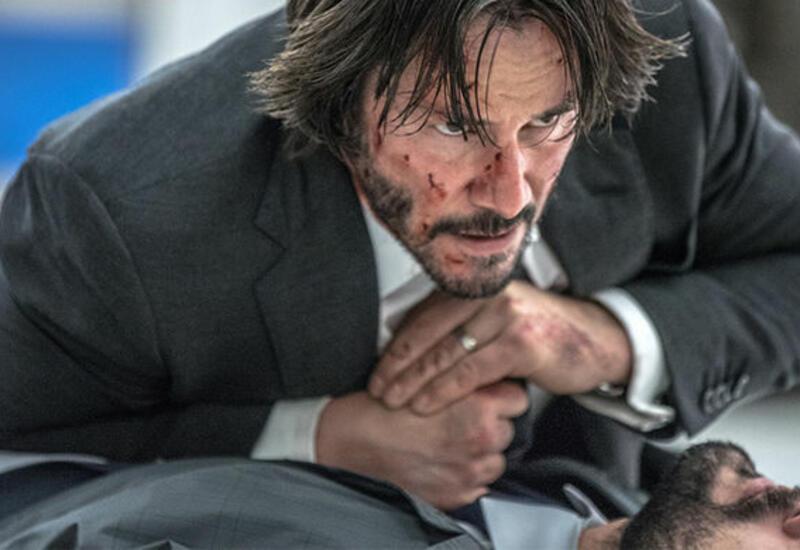 Актер сообщил о начале съемок фильма «Джон Уик 4» с Киану Ривзом