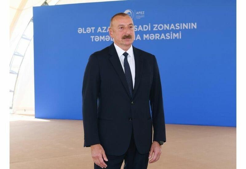 Президент Ильхам Алиев: Азербайджан, возможно, является одной из самых безопасных стран мира