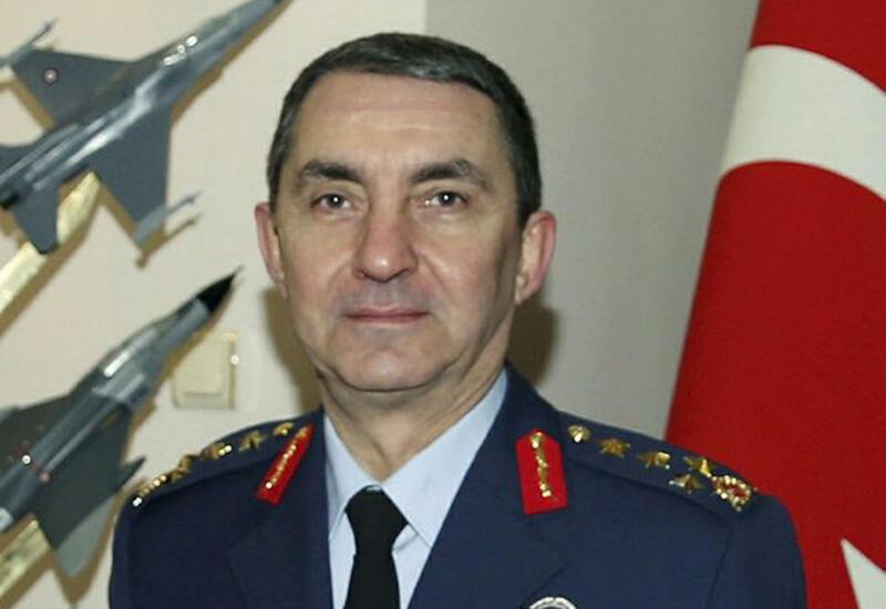 Командующий ВВС Турции прибыл в Азербайджан