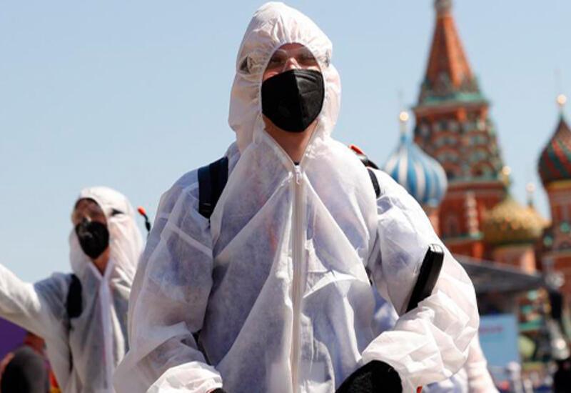 В России выявили 23 564 случая заражения коронавирусом за сутки