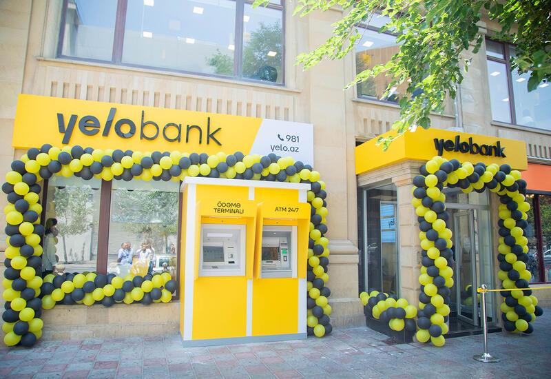 Yelo Bank открыл филиал «28 Мая» в новом концепте