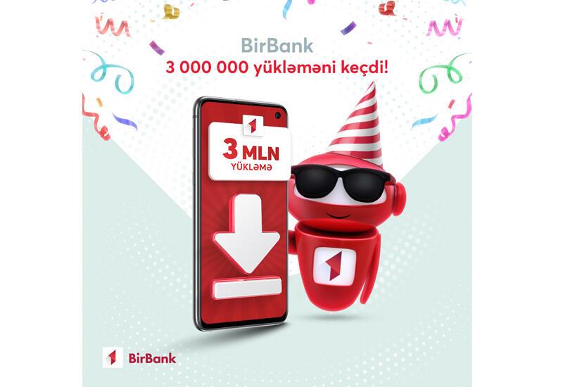 Приложение BirBank скачали более 3 миллионов раз (R)