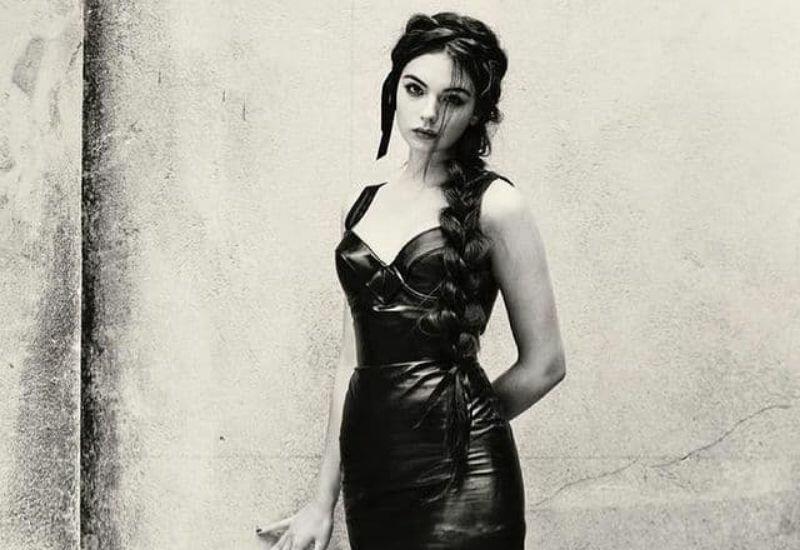 Дочь Моники Белуччи снялась для журнала Vogue Italia