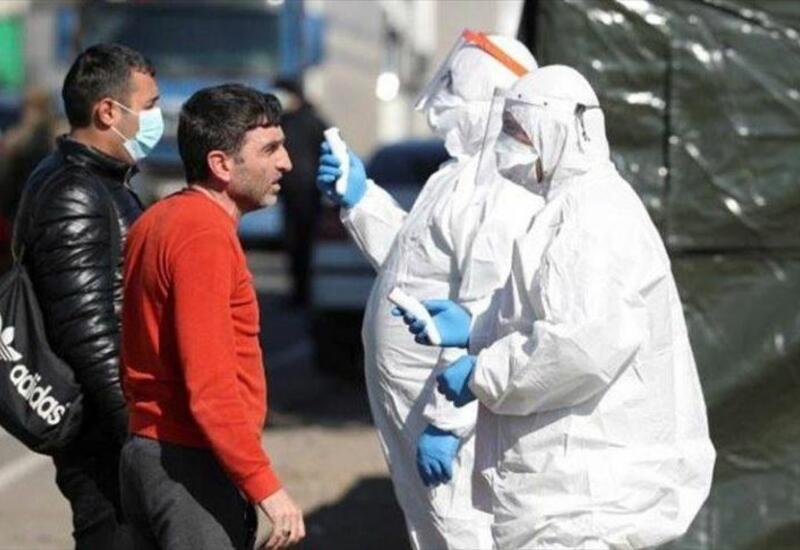 В Грузии за последние сутки выявлено 1392 случая заражения коронавирусом