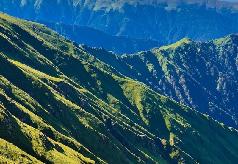 Роскошные виды Загаталы в блоге фотографа Орхана Асланова