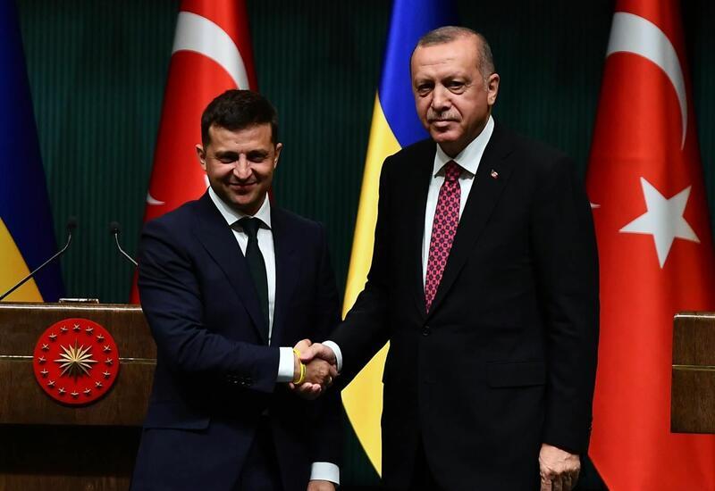 Эрдоган и Зеленский обсудили двусторонние отношения
