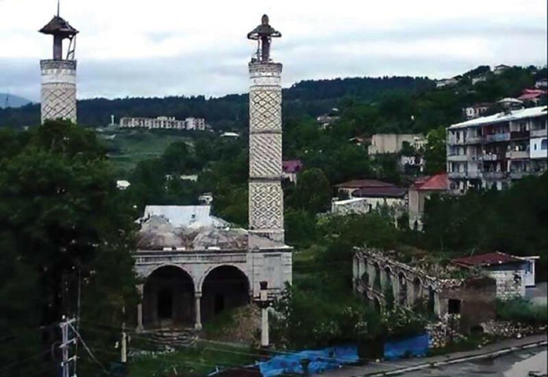 Армяне обстреляли позиции Азербайджана в окрестностях города Шуша