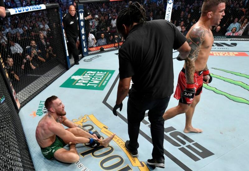 Глава UFC рассказал о будущем Порье и Макгрегора