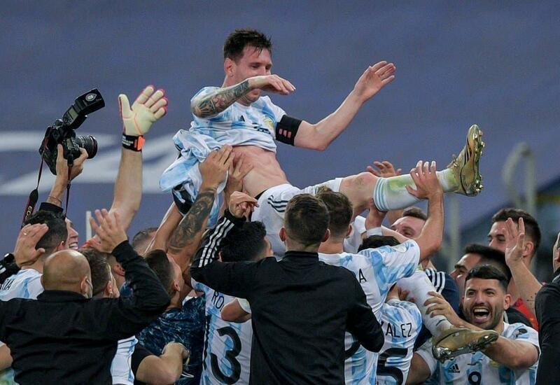 Тренер сборной Аргентины заявил, что Месси играл в финале Кубка Америки с травмой