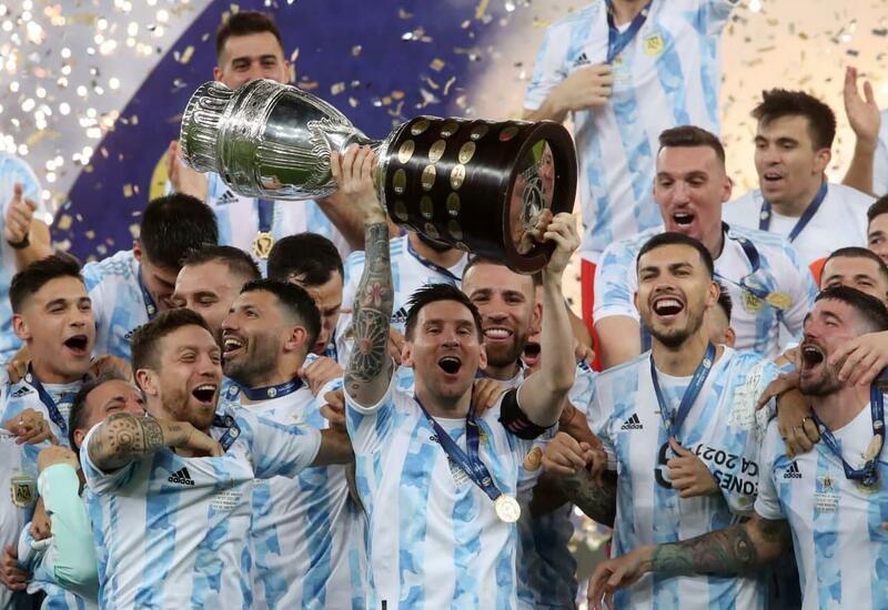 Аргентина победила Бразилию и выиграла Копа Америка