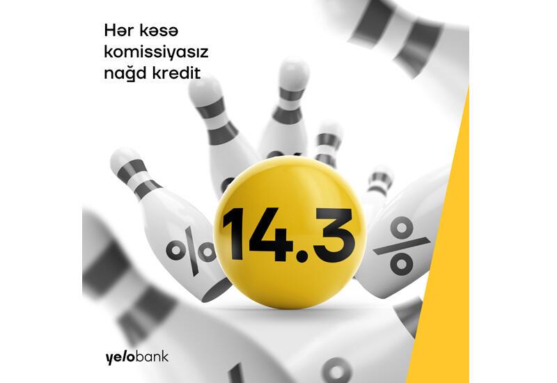 Последняя неделя кампании по наличным кредитам без комиссии под 14,3% (R)