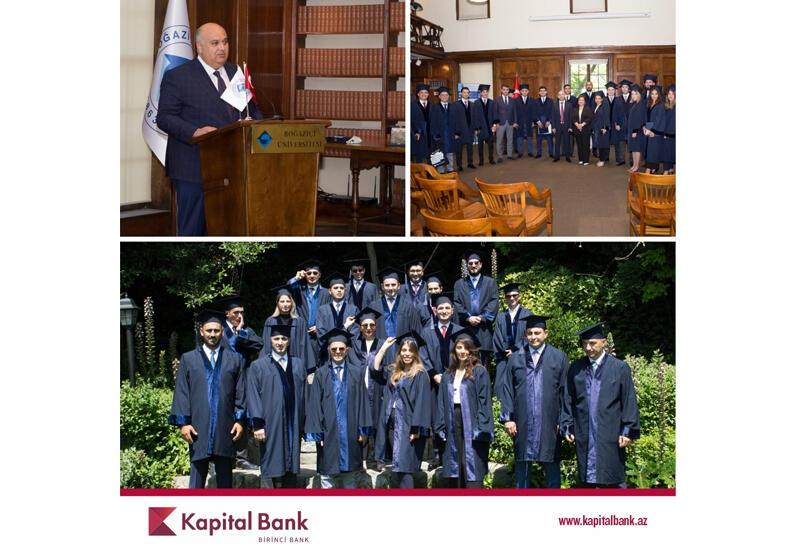 Kapital Bank продолжает сотрудничество с Босфорским университетом (R)