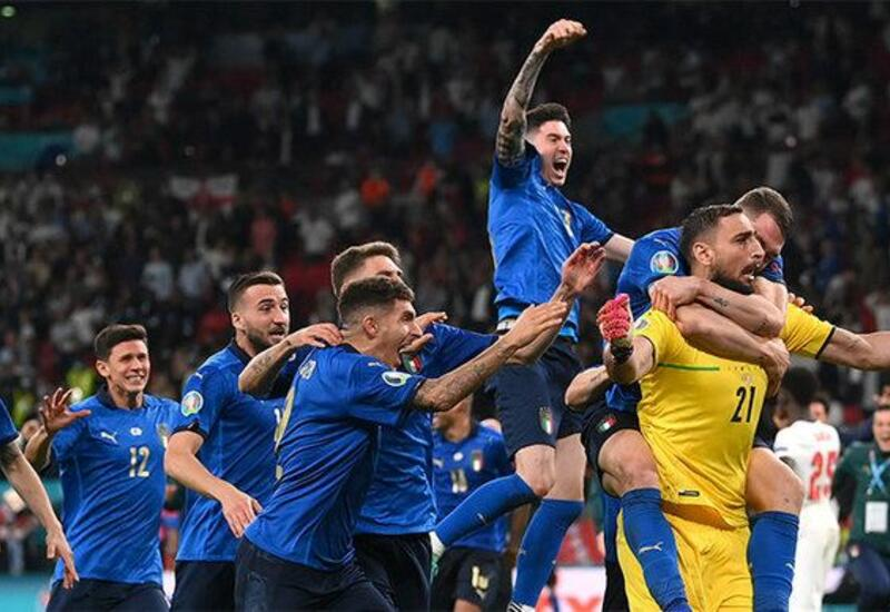 Италия - чемпион Европы по футболу!