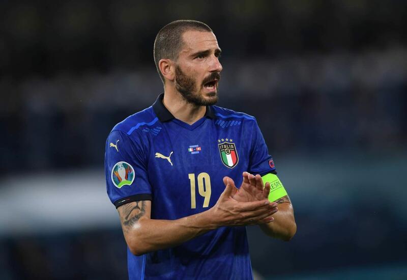 Бонуччи признан лучшим игроком финального матча чемпионата Европы по футболу