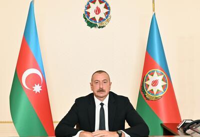 Президент Ильхам Алиев: Азербайджан внес во Всемирную организацию здравоохранения добровольный финансовый взнос в объеме 10 миллионов долларов США