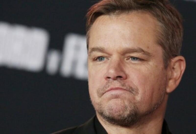Мэтт Дэймон расказал об отказе от крупнейшего гонорара в истории кино