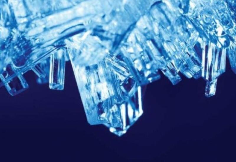 Ученые создали гибкий лед